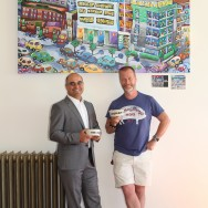 Real estate developer finds story in truly supporting local art